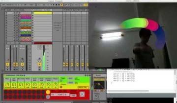 Kinect Dub Siren ver.1.3