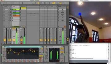 Kinect Dub Siren ver.1