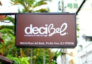 DJ MIX on Jan.25.2014 in deciBel, Ho Chi Minh City