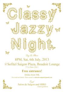 Classy Jazzy Night