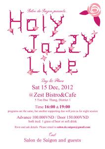 Holly Jazzy Night
