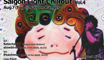 Saigon Light Chill-Out vol.4